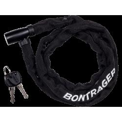 Řetězový zámek na klíč Bontrager Comp Keyed Chain Lock Long