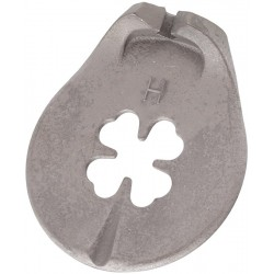 Centrklíč čtyřlístek 3,25/3,45 mm